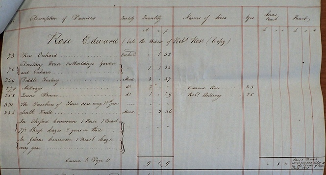 CO Survey 1826
