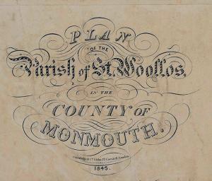 Newport_Tithe_Map title