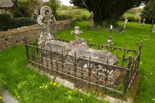 Church grave 2